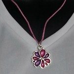 Ramblin' Rose Necklace