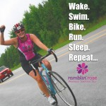 Swim. Bike. Run in 2014!