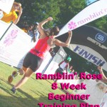 Ramblin' Rose Training Plans NOW AVAILABLE ONLINE!