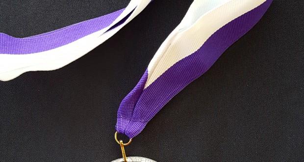 2106 RR 5K Medal